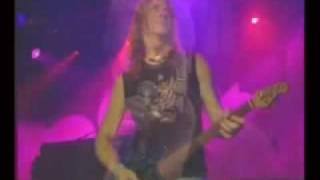 Deep Purple Contact Lost  /  Haunted