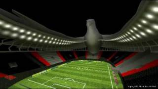 preview picture of video 'Nice Eagle Stadium - Stade de Nice'