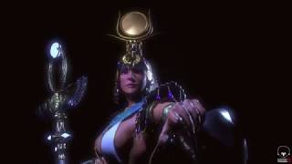 Egyptian Goddess Isis (Cinematic) By Nick Chang