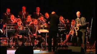 Latvian Radio Big Band ft. Roberta Gambarini - La Puerta