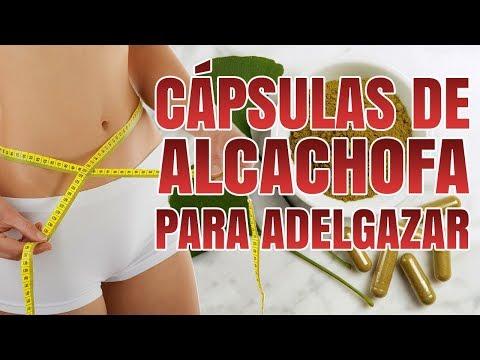 CÁPSULAS DE ALCACHOFA PARA ADELGAZAR, ¿LAS HAS PROBADO?