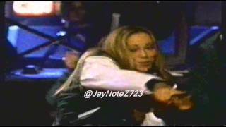 Mariah Carey f Da Brat & Jay-Z - Heartbreaker (remix)(2000 LIVE)