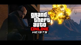 GTA Online Heists: TV Spot - PC Trailer