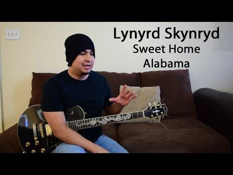 Learn the main riff to Sweet Home Alabama by Lynyrd Skynyrd.