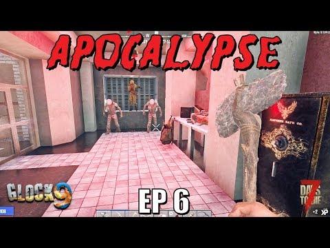 7 Days To Die - Apocalypse EP6 (Alpha 18)