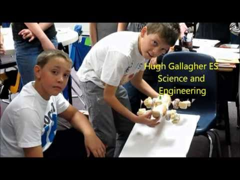 Hugh Gallagher 4th Grade Science & Engineering Project