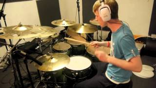 Chris August - Let The Music Play (Drum Cover)