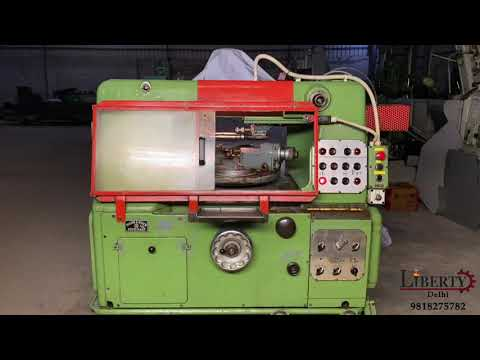 Koepfer Horizontal Gear Hobbing Machine