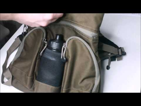 Unboxing | Behr Back Chest Pack | Angelrucksack | Angelweste | Media|Royal