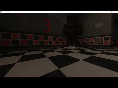 FINAL NIGHTS 2 MC MAP Minecraft Project