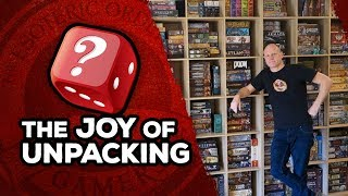 The Joy Of Unpacking: A Look Inside The EOG Studio