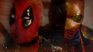 DEADPOOL vs DEATHSTROKE - Super Power Beat Down (Episode 24)