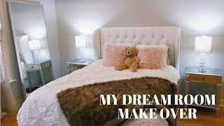 MY APARTMENT ROOM MAKE OVER | Where My Furniture is From