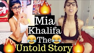 Mia Khalifa- The Untold Story | A Tale Of Love | Samrat Ki Pathshala