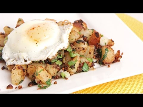 Indian Spiced Potato Hash (Inspired) Recipe – Laura Vitale – Laura in the Kitchen Episode 962