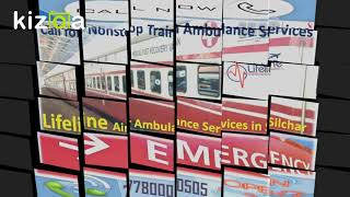 Access Lifeline Air Ambulance from Silchar Online 24 Hours
