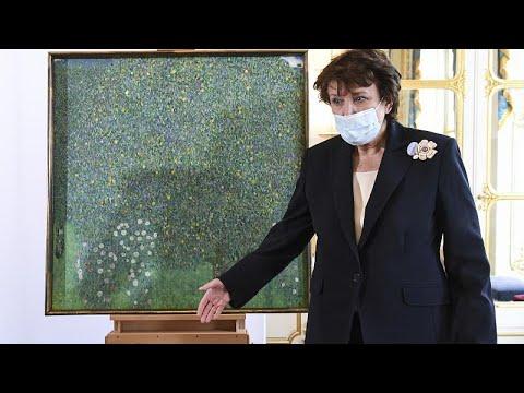 Η Γαλλία επιστρέφει πίνακα του Κλιμτ σε κληρονόμους θύματος του Ολοκαυτώματος…