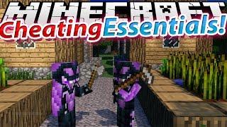 чит cheating essentials для minecraft 1.7.10 #10