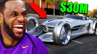 8 Items LeBron James Owns That Cost More Than Your Life