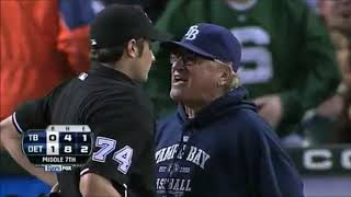 MLB 2011 June July Ejections