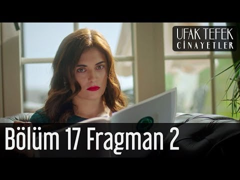 Ufak Tefek Cinayetler 17. Bölüm 2. Fragman