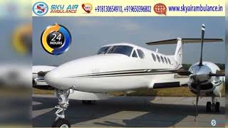 Book the Most Splendid Air Ambulance in Bhubaneswar