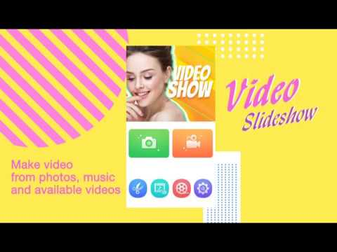Video Maker Of Photos & Effects, Slow Motion Video - Free
