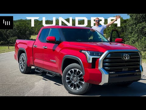 2022 Toyota Tundra Review - Finally We Get Our Hands On The New Generation!