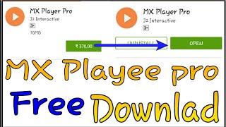 mx player pro apk onhax