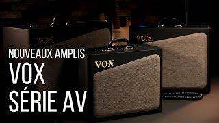 Vox AV 15 - Video