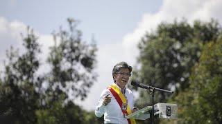 Kolumbia: hivatalba lépett Bogota első nyíltan leszbikus polgármestere