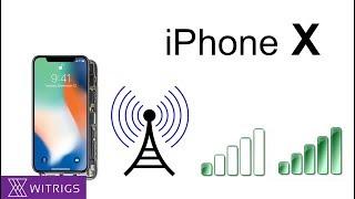 iPhone X Cellular Antenna Replacement - Tutorial