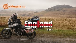 Ep 68 - England (part 4) - Motorcycle Trip Around Europe