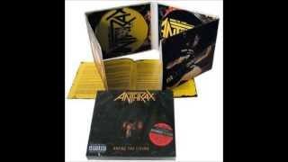 ANTHRAX - I'm The Man(Instrumental) Bonus Track - 1987