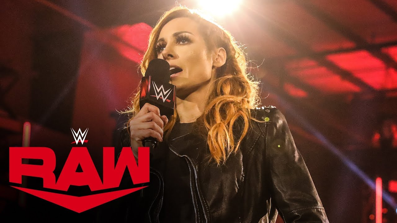 Photo: Becky Lynch Promotes Conor McGregor's Charity Ahead Of UFC 257