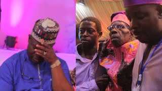 YINKA QUADRI CRIED SEEING PA KASUMU'S CONDITION @FOLUKE DARAMOLA PARA NOLLYWOOD EVENT