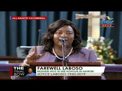 I convinced Governor Joyce Laboso to join politics - Ida Odinga