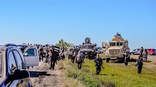 State Terrorism at Standing Rock #NoDAPL
