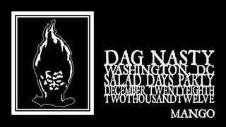 Dag  Nasty - Mango (Black Cat 2012) 720p