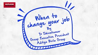 The Cheat Sheet | When to change your job