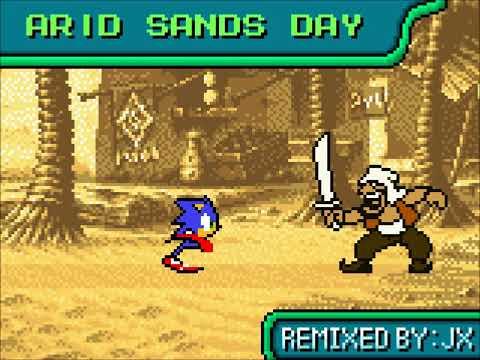 Sonic Unleashed - Boss Battle(Day)(Famitracker 8 Bit 2A03