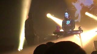 Slowdive Don't Know Why live at the Fox Theatre in Oakland 10-28-2017
