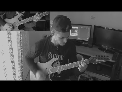 Bullet For My Valentine - Ashes Of The Innocent Guitar Cover HD