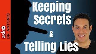 Relationship Problems: Keeping Secrets and Telling Lies - Antonio Borrello