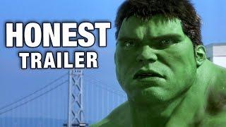 Honest Trailers - Hulk (2003)