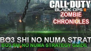 Black Ops 3 SHI NO NUMA STRATEGY GUIDE (ZOMBIE CHRONICLES)