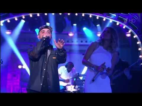 "Смоки Мо ft. Глюк'оZa - Бабочки (LIVE, 1 Канал, ""Вечерний Ургант"")"