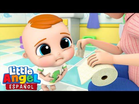 Aprendiendo a ir al baño solito 🚽 | Bebé Juan en Español