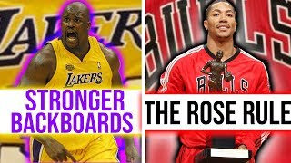 10 Players Who FORCED Rule Changes in the NBA