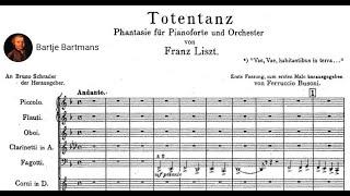 Franz Liszt - Totentanz (1849)